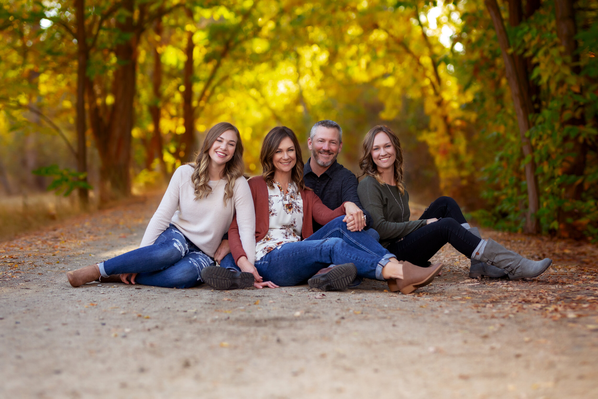 professional photography family