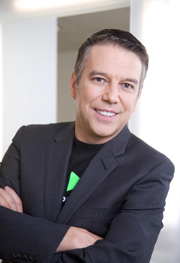 Philippe Vandel, TV presenter