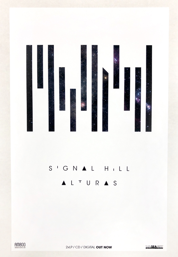 Signal Hill, Alturas release poster