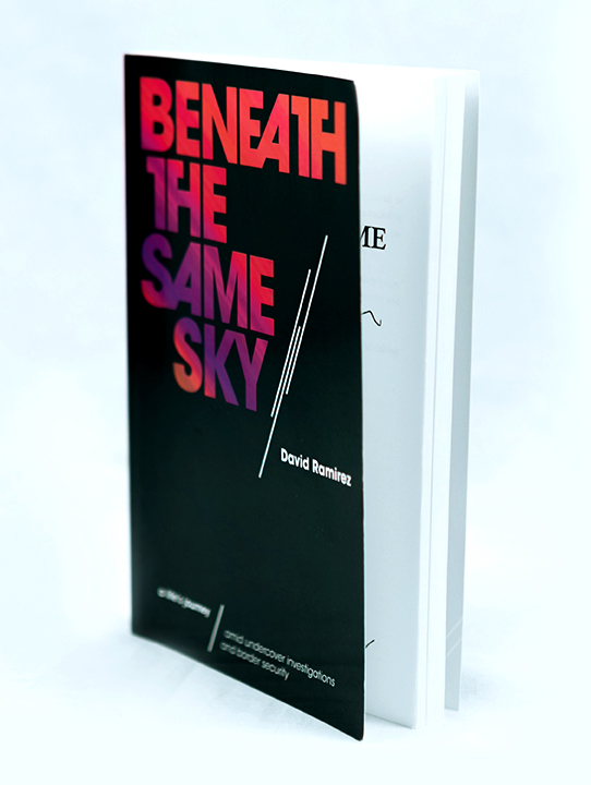 Angled front cover