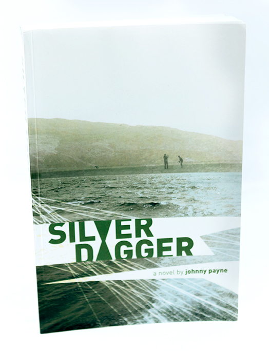 Silver Dagger - front cover