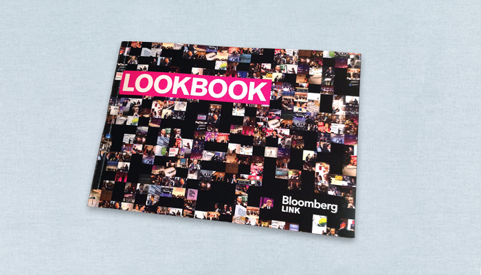 Bloomberg Link Lookbook - front cover