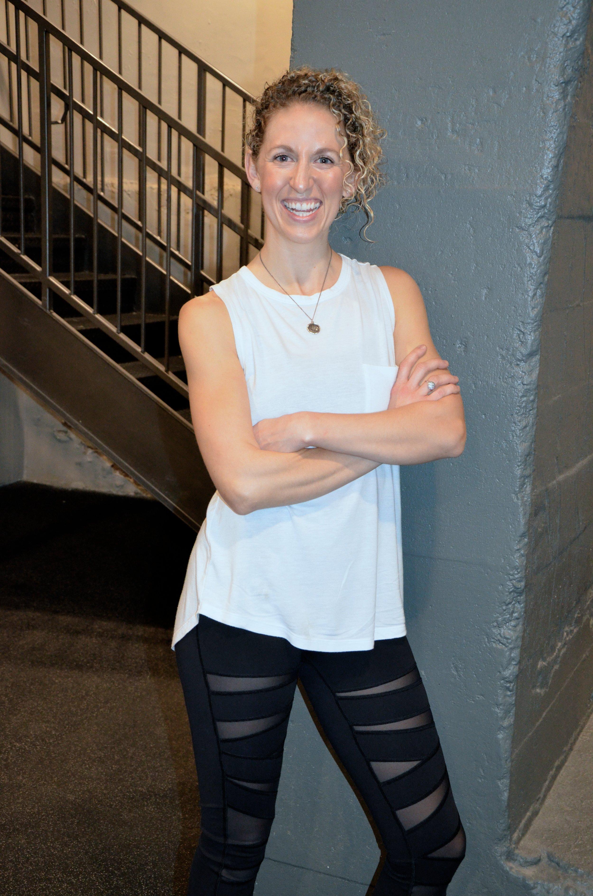 dance fitness class, similar to zumba, in dayton, ohio
