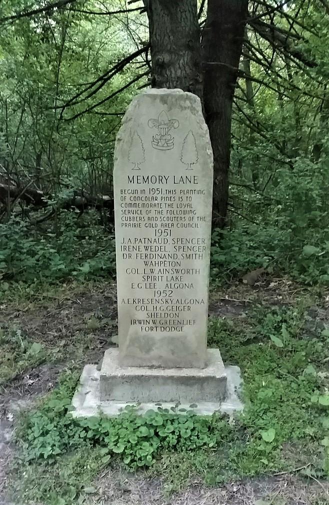 Memorial Woods, Wahpeton, IA