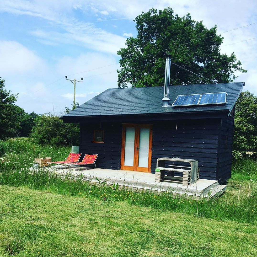 Practical Magic Weekend Retreat Spring 2020 at Tiny Homes Isle of Wight