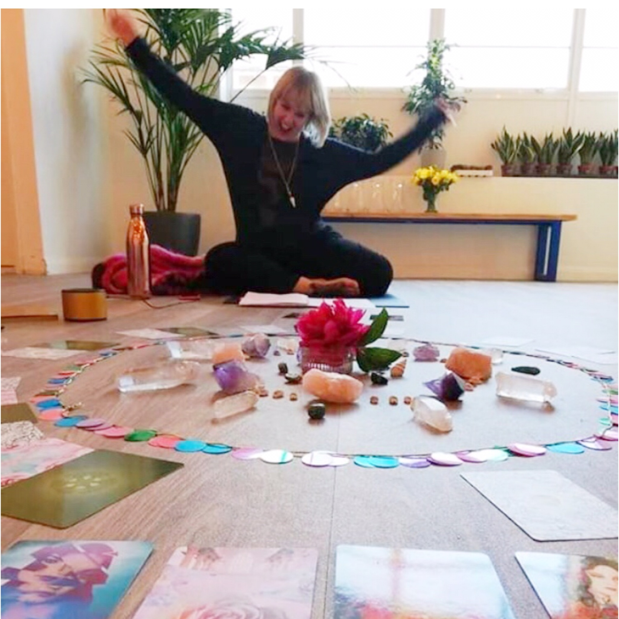 Kate Taylor Magnify Your Radiance New Year Retreat