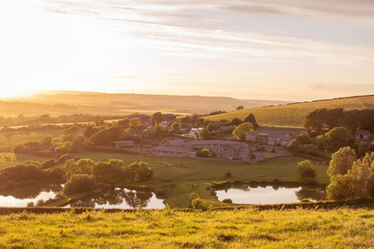 Nettlecombe Farm Magnify Your Radiance New Year Retreat