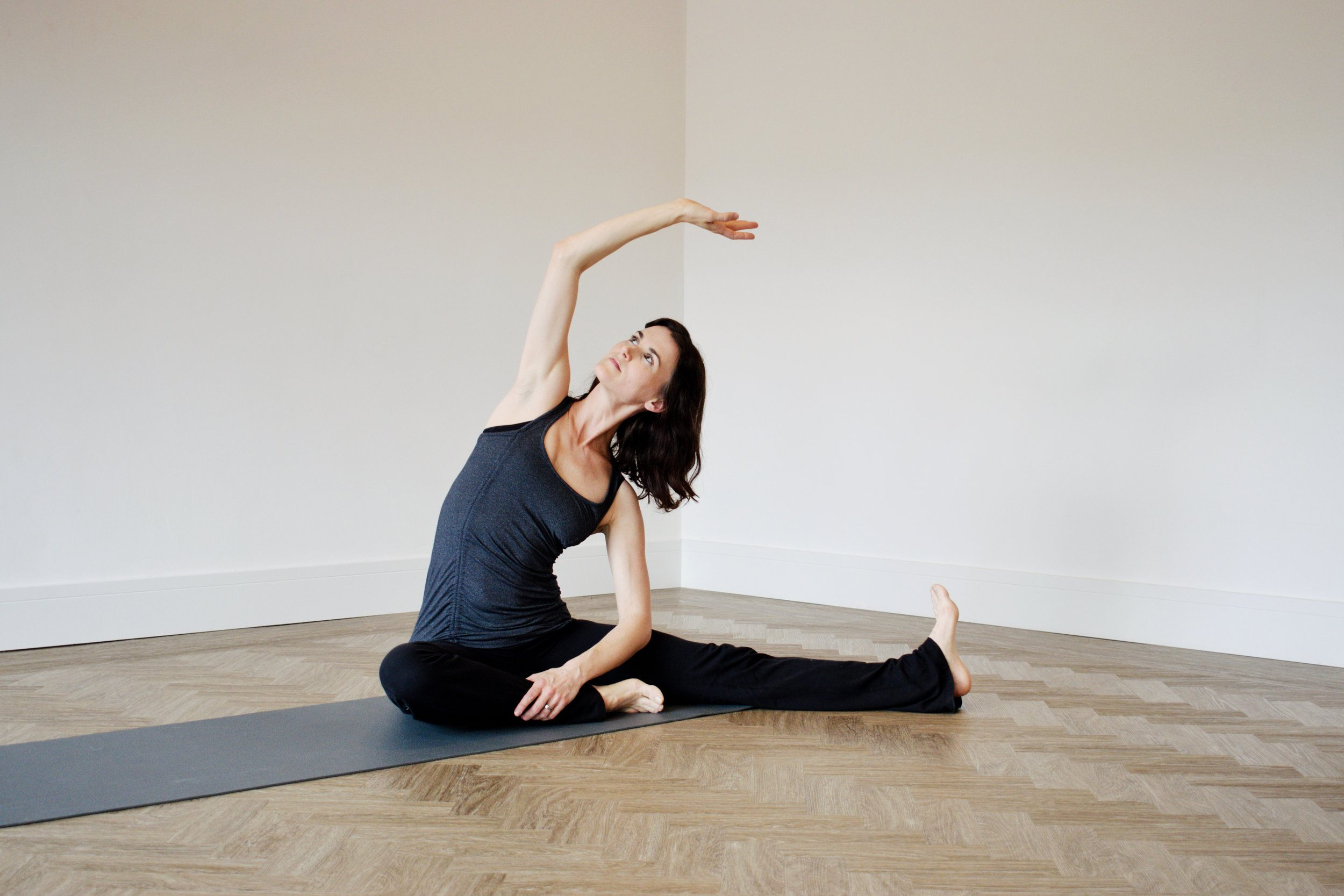 Pilates… with a twist! - Our Pilates classes focus on the breath and postural alignment by combining these two key elements it allows the body to explore elongation, decompression, joint stability, and mobility.