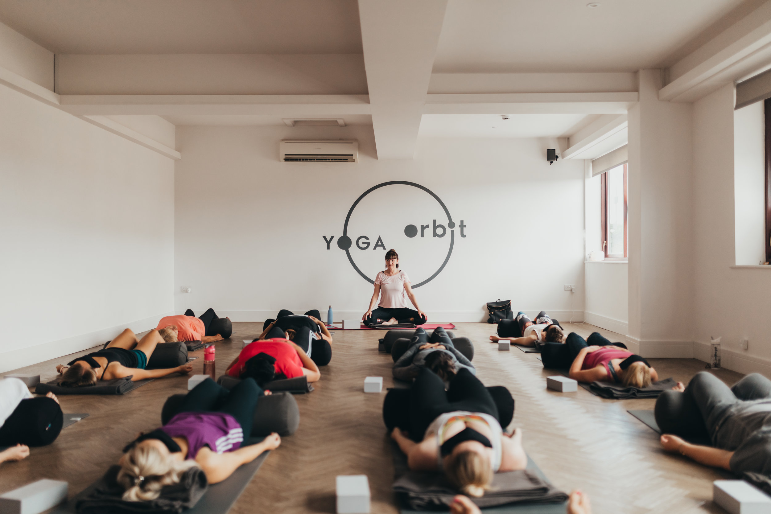 Workshops & events - We host workshops with the world's best teachers, allowing you to explore something new or to dive deeper into your practice.