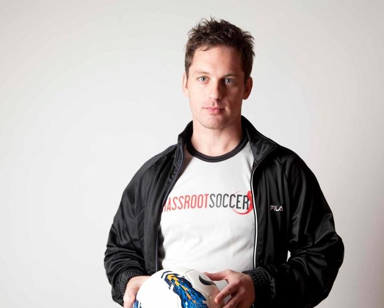 Grassroot Soccer & Tristan MacManus