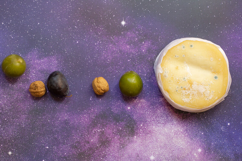 Ovelha Amanteigado is one of the world's (or solar system's) best thistle rennet cheeses
