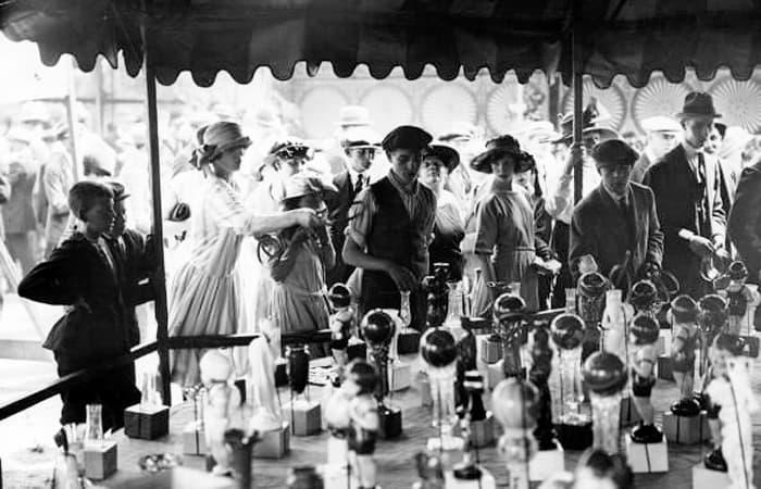 fairs - 1856 - 1968