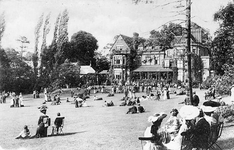 golders hill park - 1900 - 1942