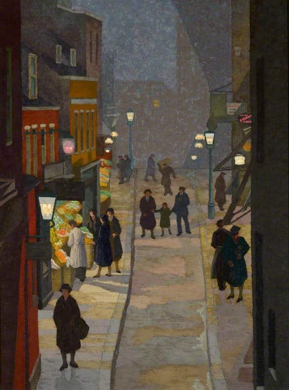 charles ginner - 1878 - 1952