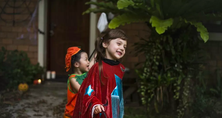 Trick-or-Treaters as Image Bearers - Gospel Centered Discipleship