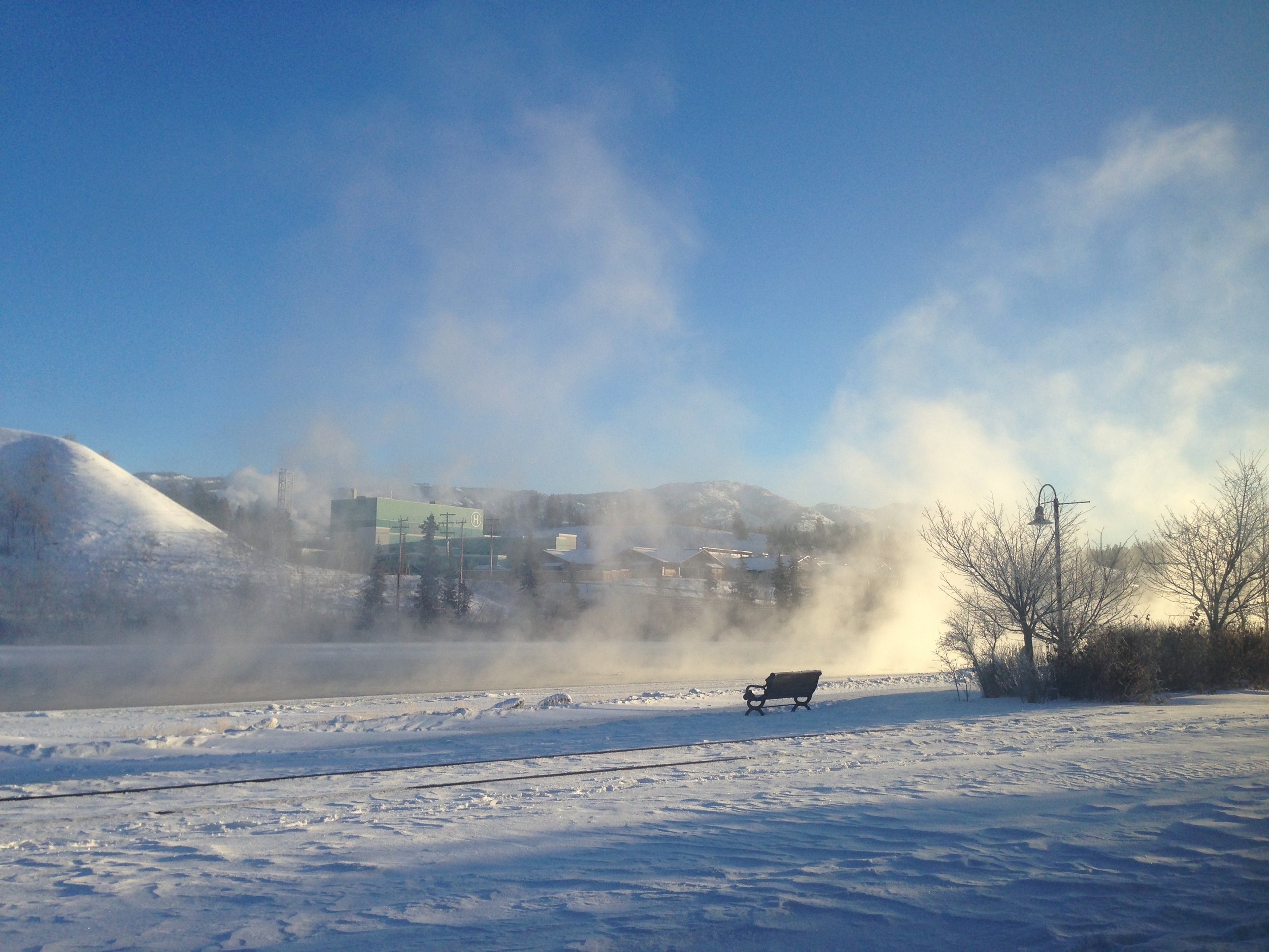Whitehorse River Steam 5.JPG