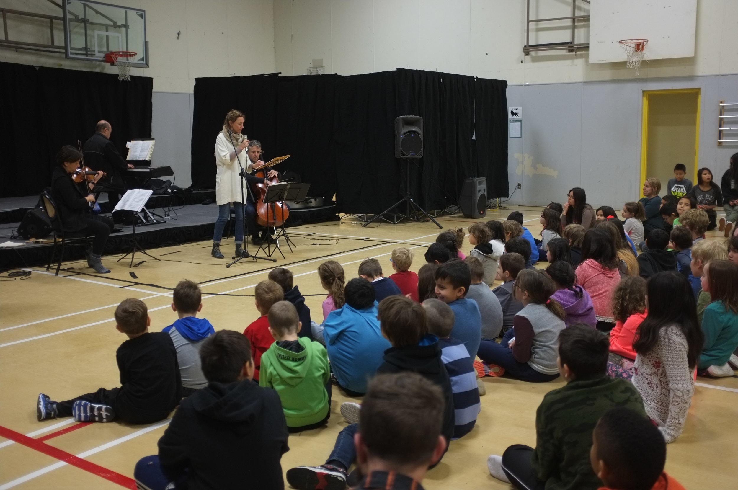 Norman Wells School Visit Gryphon Trio Broken Hearts DSCF5832.JPG