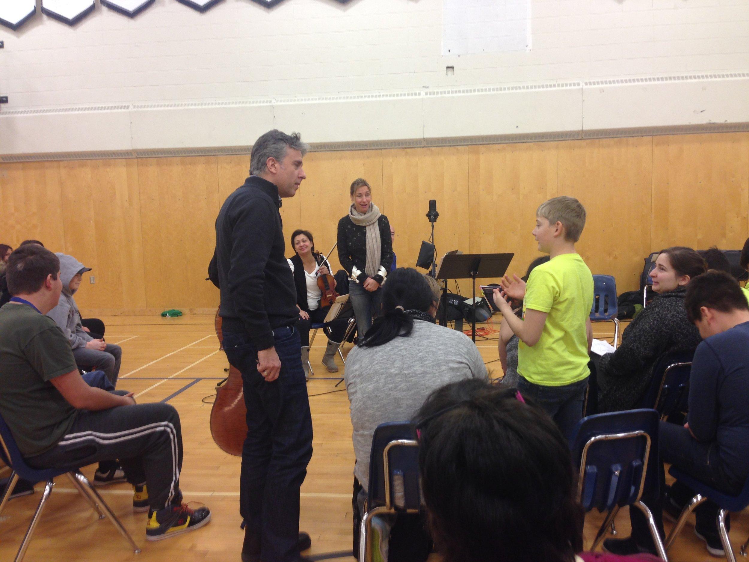 Fort Smith School Concert Gryphon Trio PWK High School IMG_9761.JPG