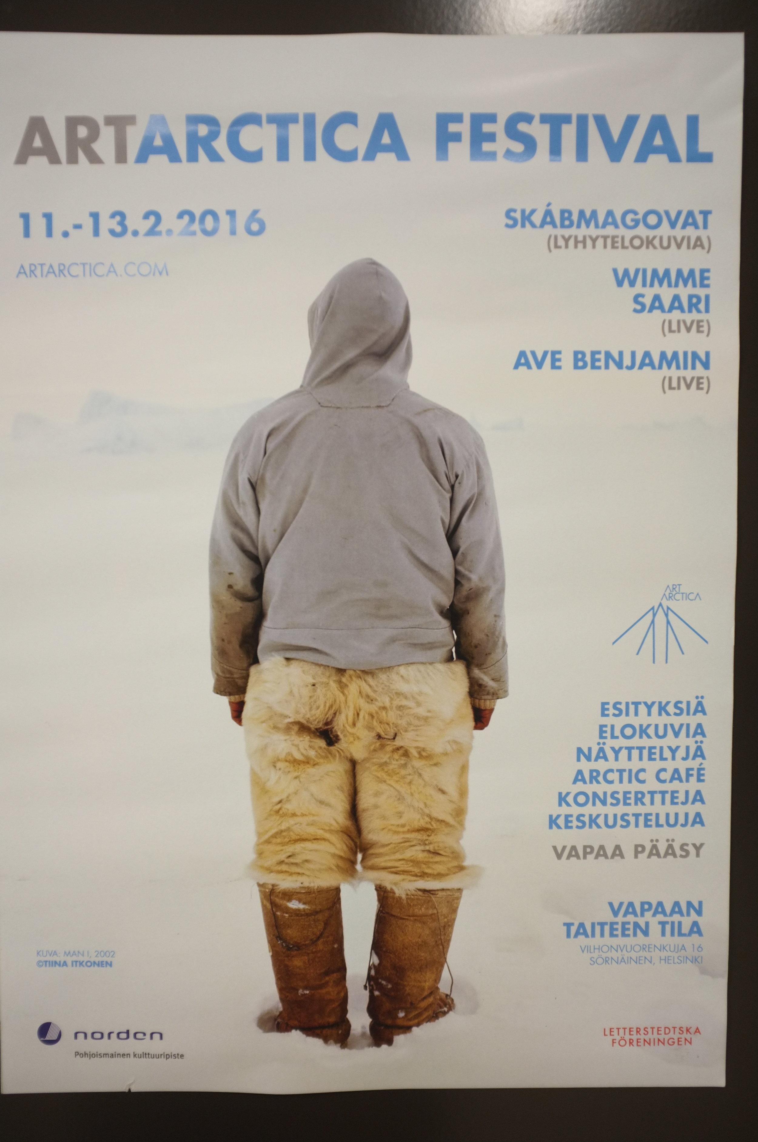 Helsinki - ArtArctica Poster.JPG