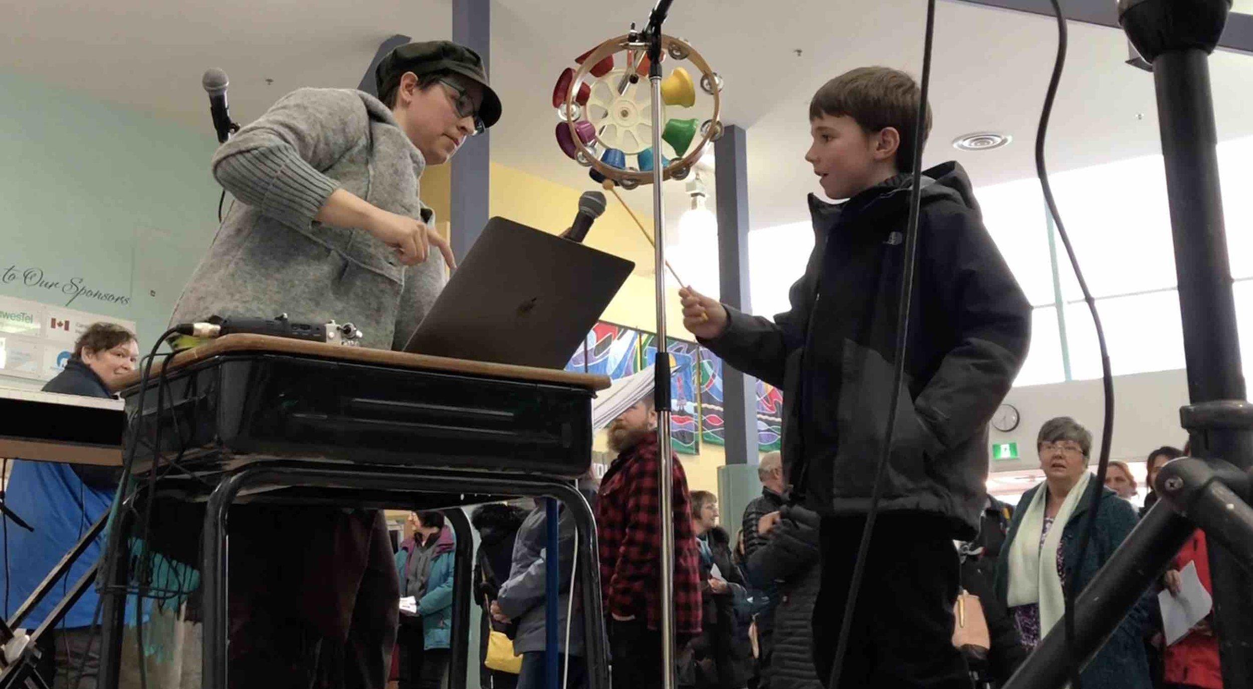NACC lobby show with Kid.jpg
