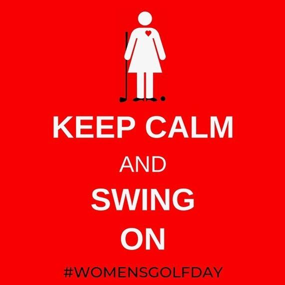 Ladies keep on swinging! #happy #international #womensgolfday #golf @swingcontrol @wheretonextvacations #travel #play