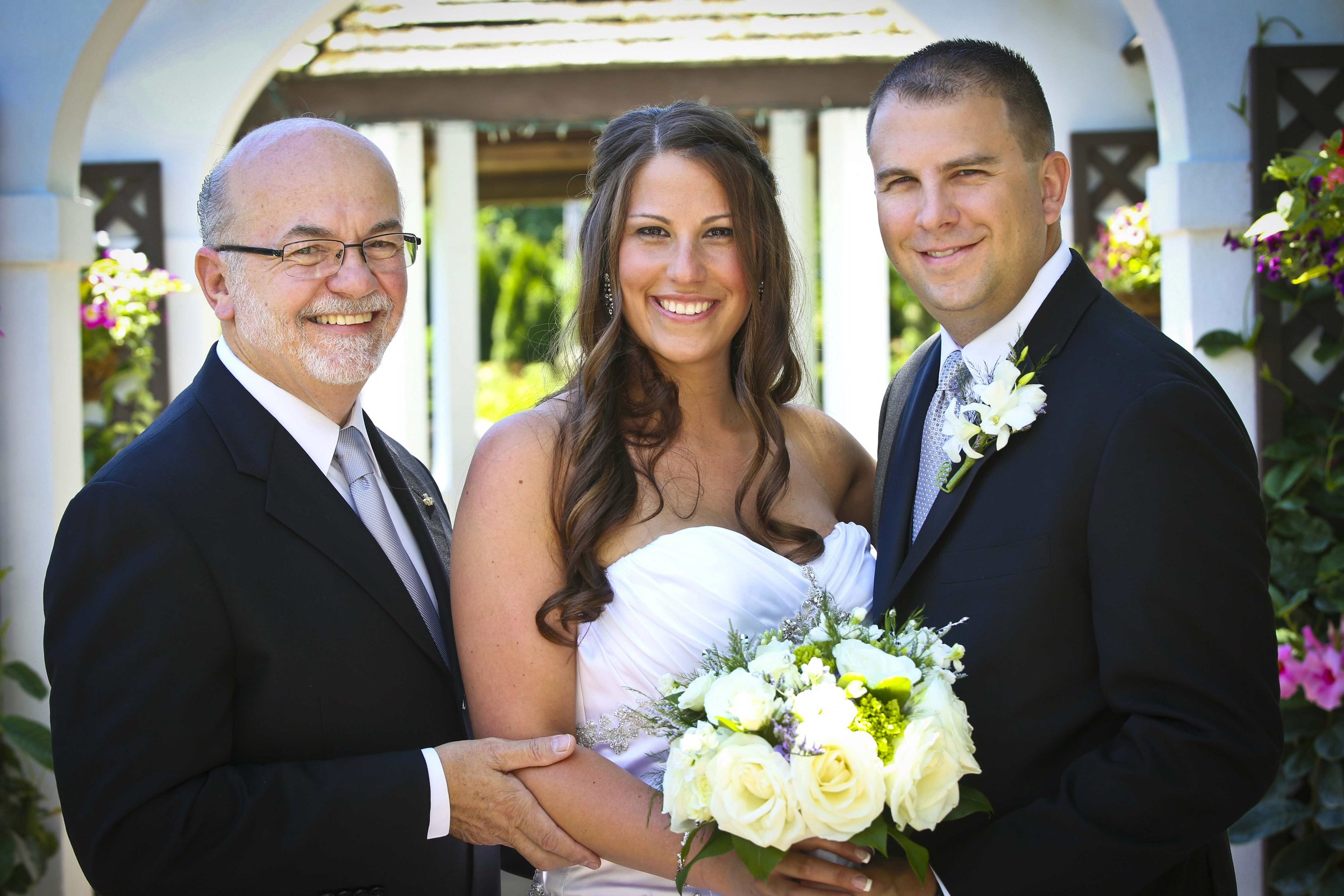 testimonial for wedding officiant in long island