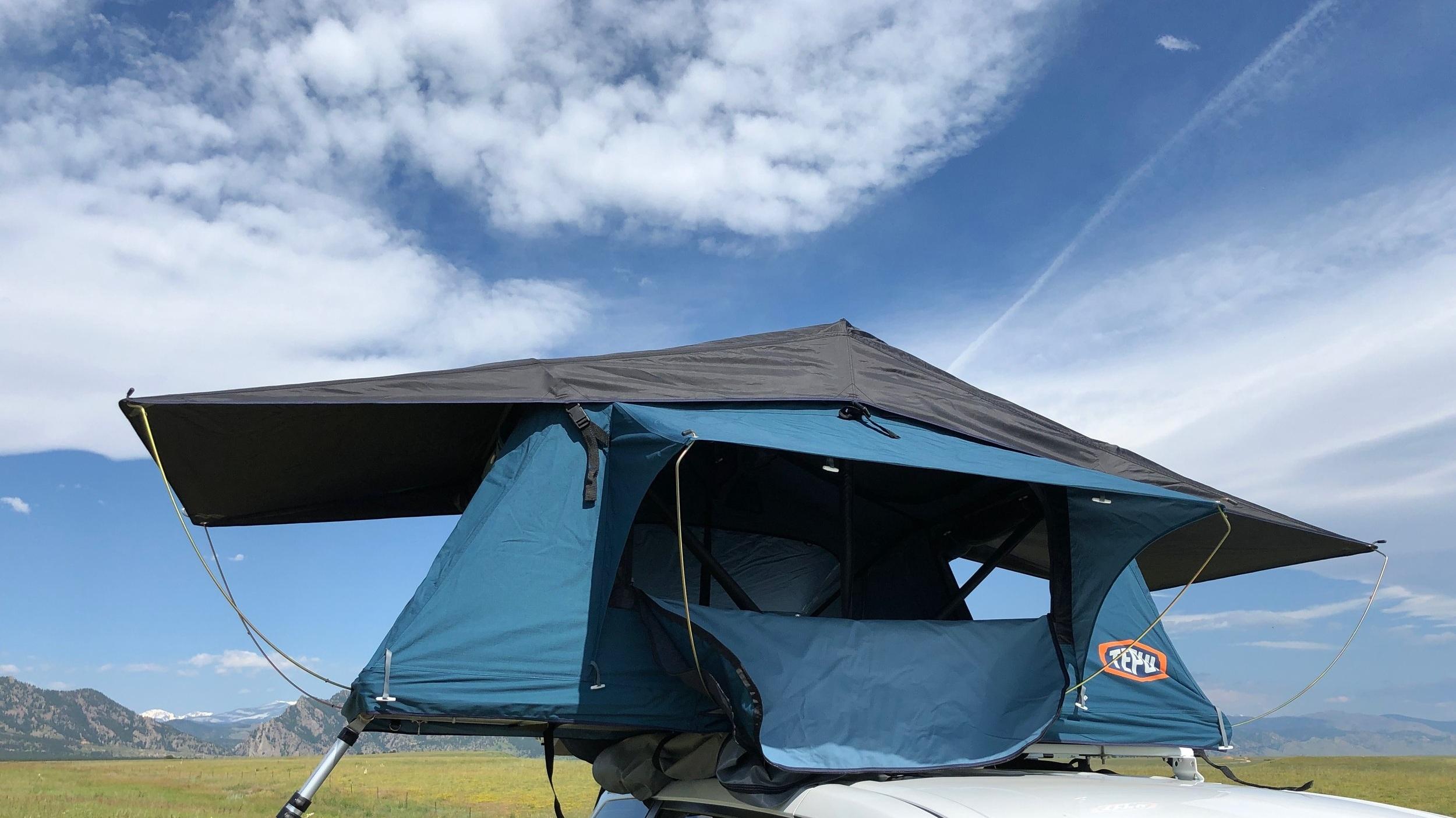 roof top tent