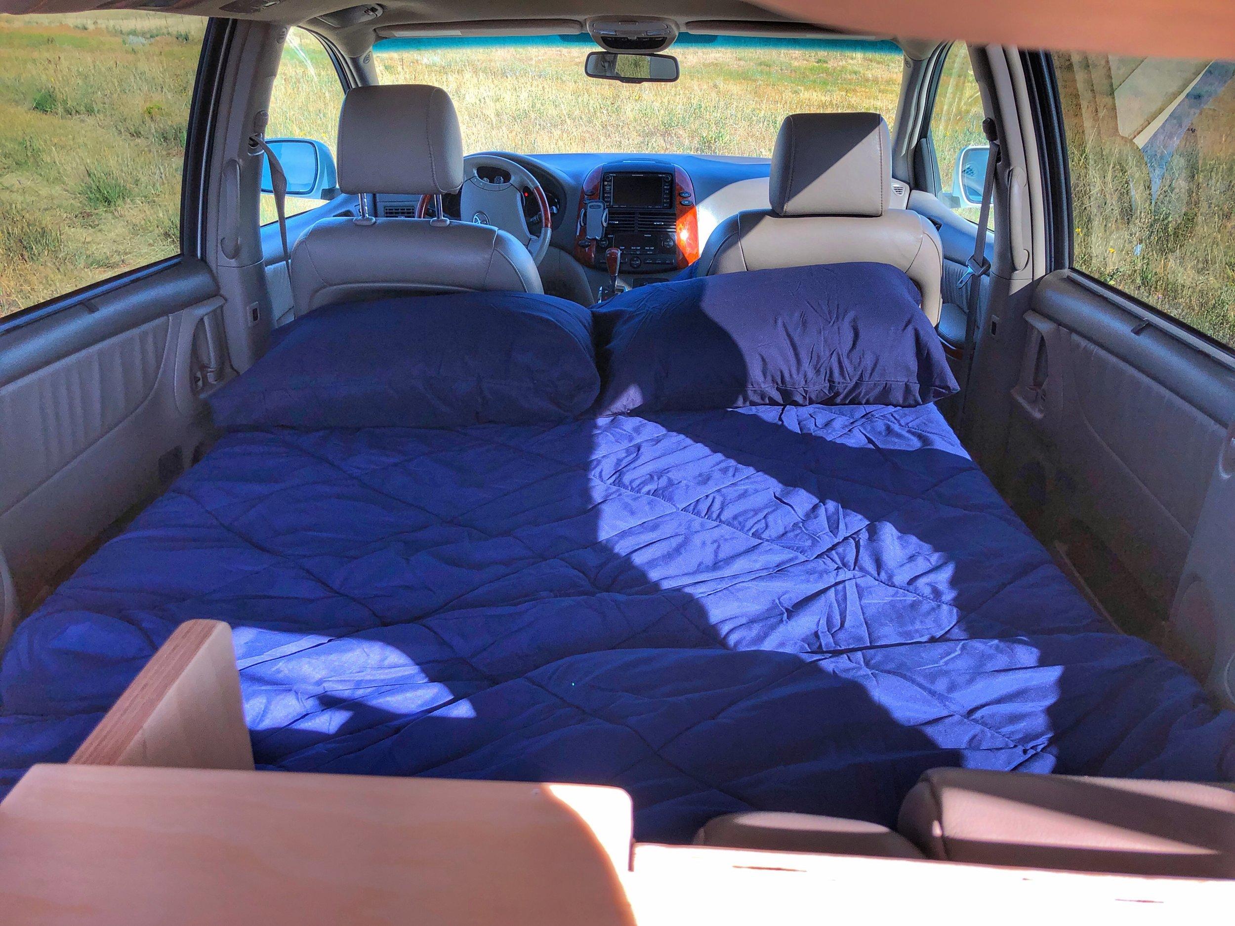 Deluxe Model Bed