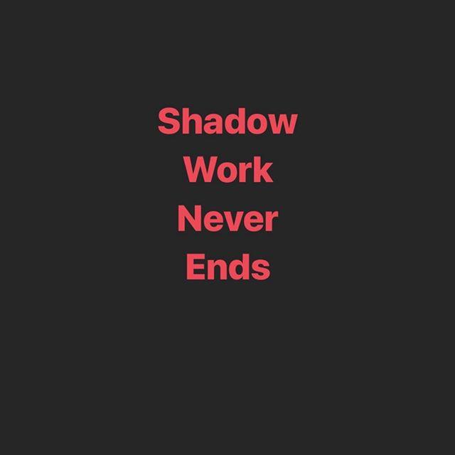 #shadowwork