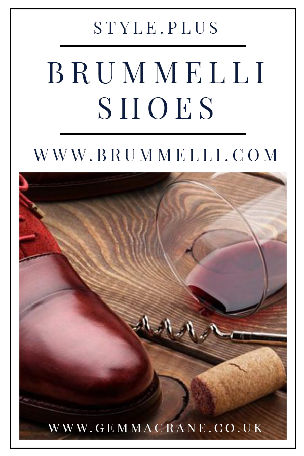 Gemma Crane for Brummelli Shoes