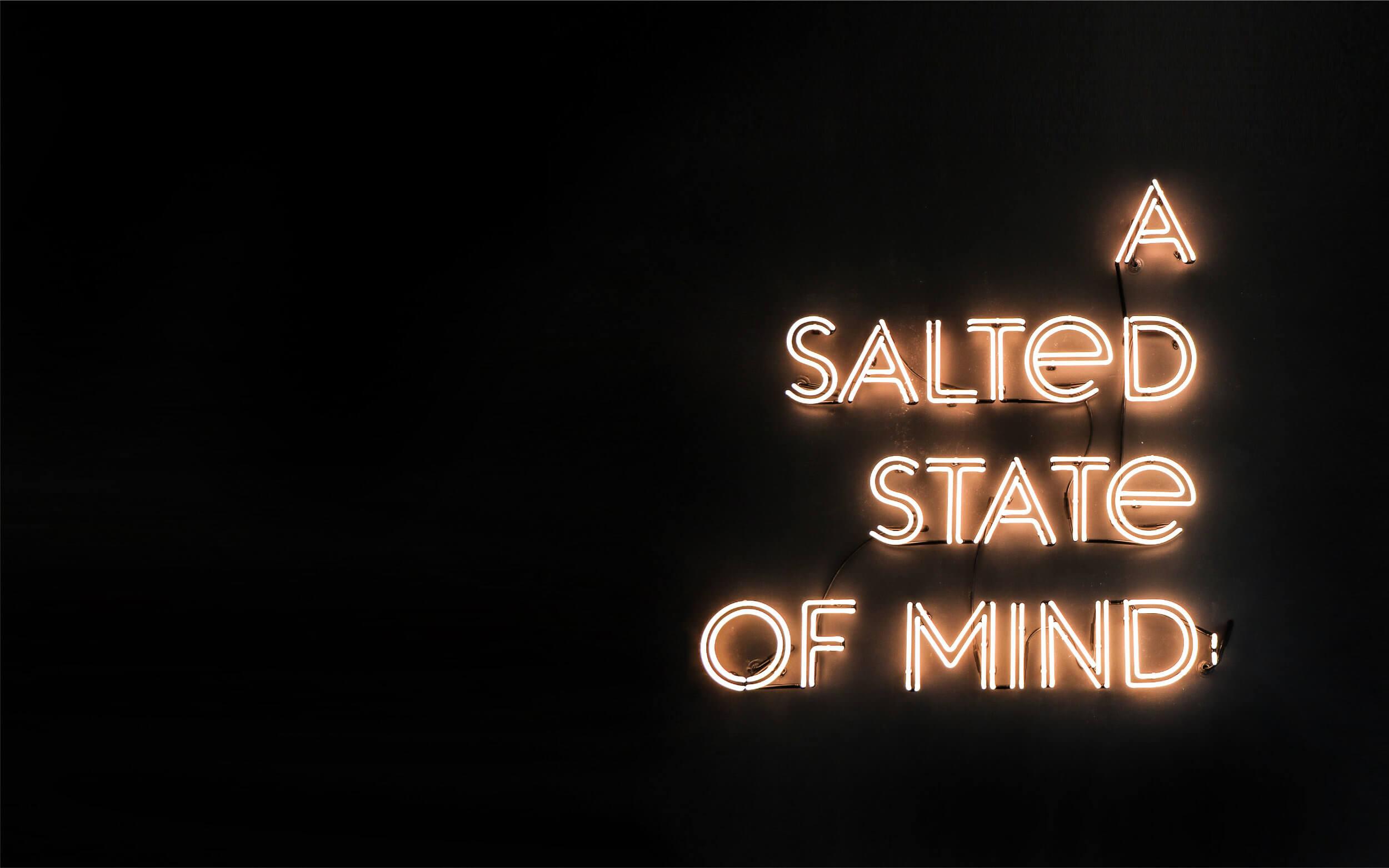 Millie_SaltedCycle_EnviromentalDesign_CustomNeonSign_ASaltedStateOfMind