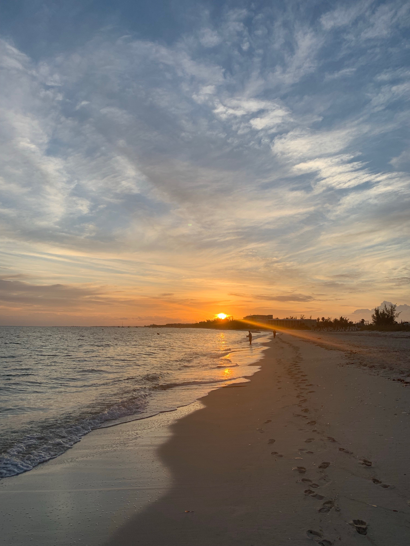 Turks and Caicos Sunrise