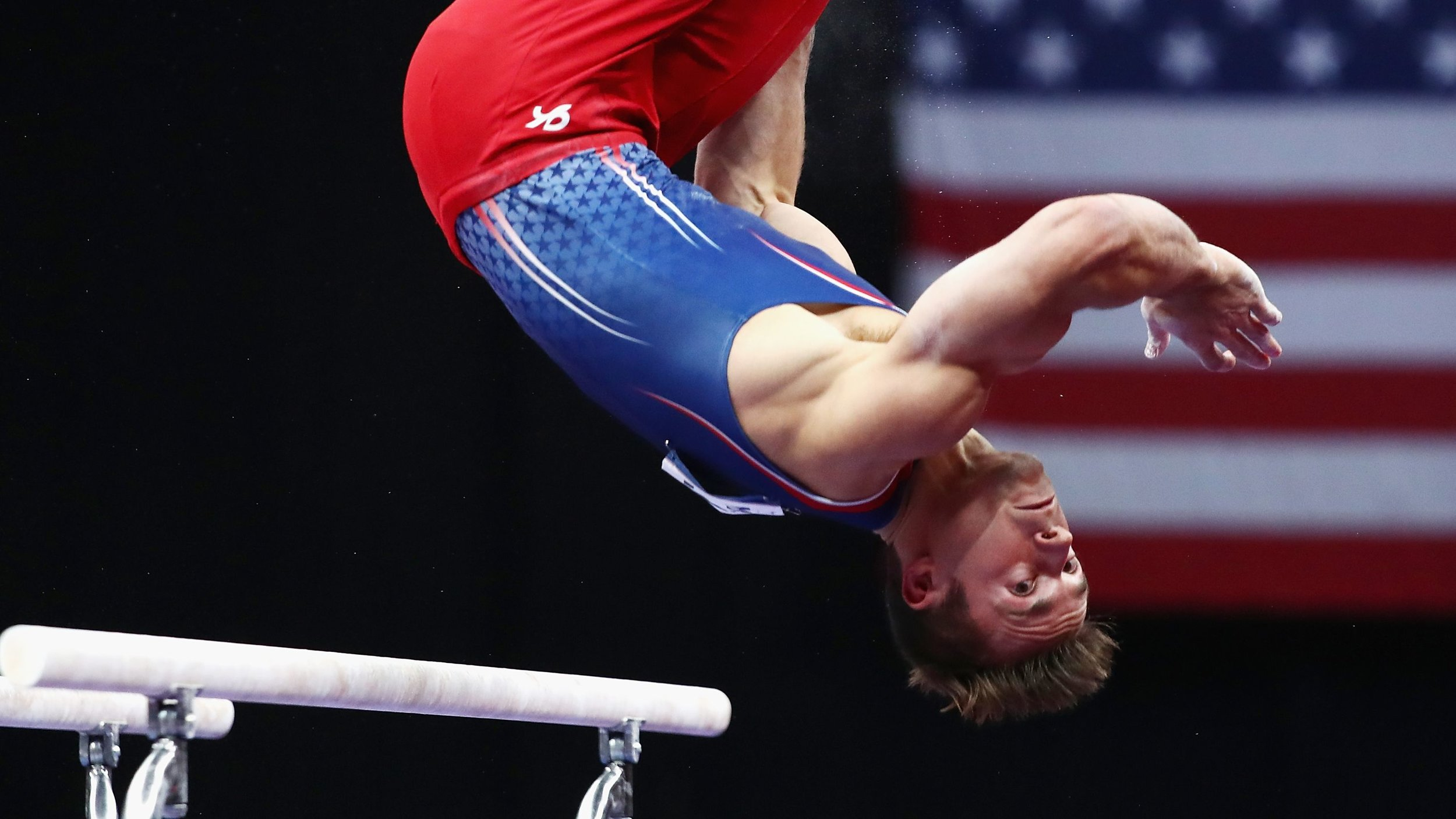 Sam Mikulak will try to spoil Yul Moldauer's potential three-peat at the American Cup Saturday in Greensboro, North Carolina.