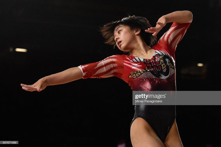 """f4a13a8b3b86 At a low time for both of Japan's biggest gymnastics stars, Uchimura, the  reigning """"king"""" of the sport, reached out to Murakami ..."""