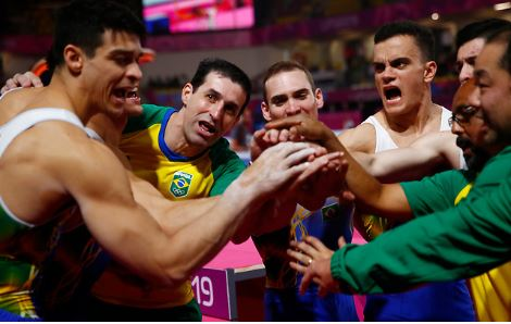 A fighting chance at the World Championships to qualify a men's team to the Tokyo Olympics. Photo: Marcos Brindicci/Lima 2019.
