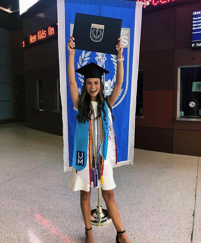 Our girl did it!! AND she did it TAN!
