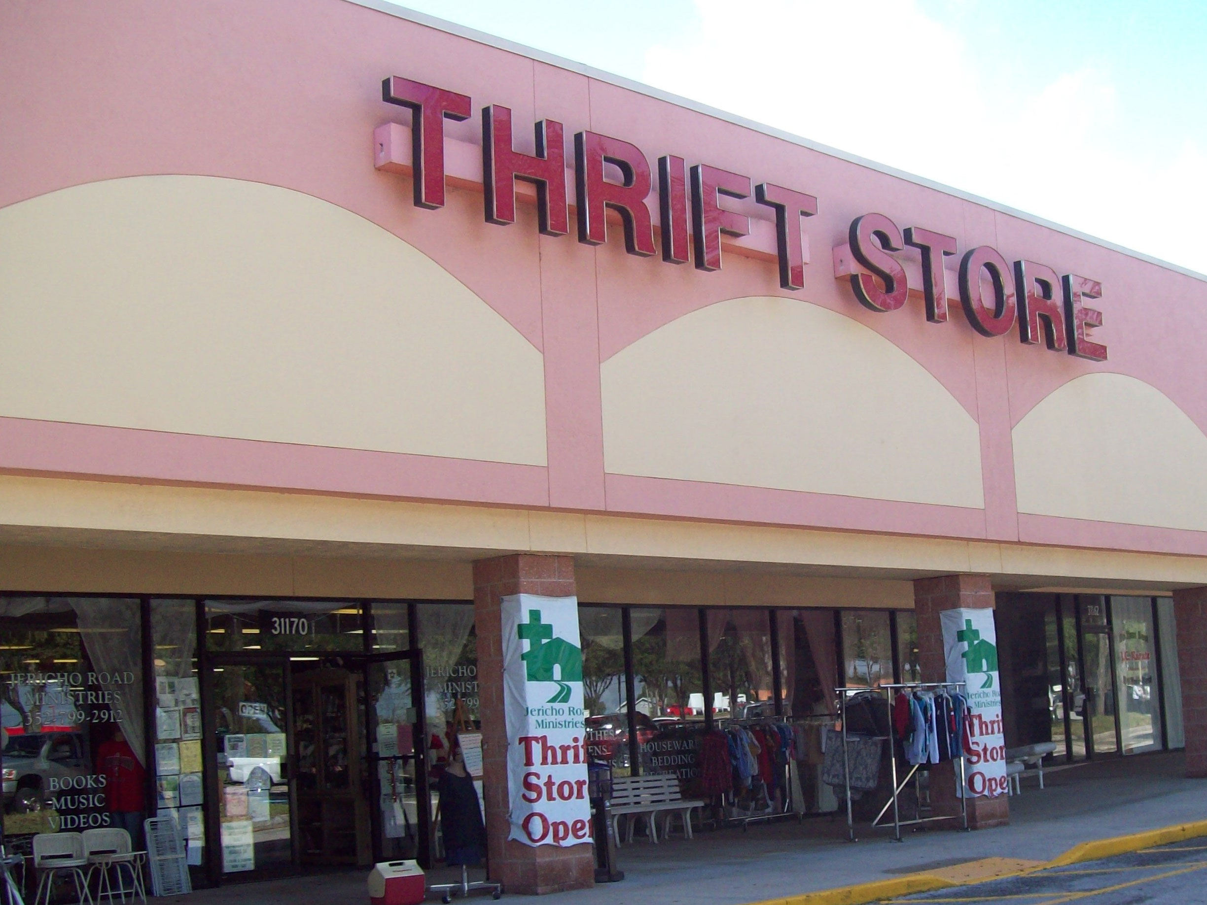 Ridge Manor Thrift Store