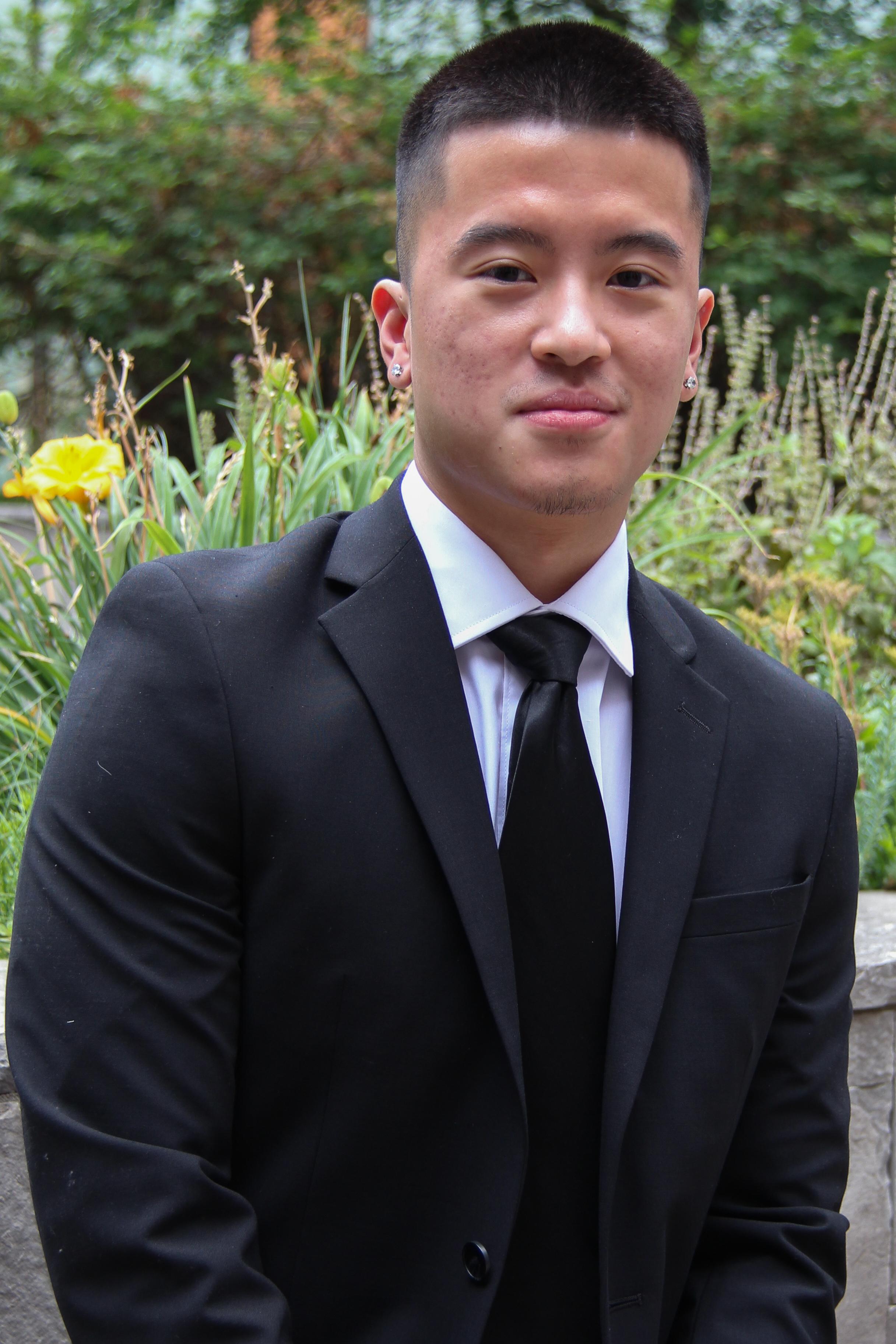 Vincent Huynh   VP of Finance