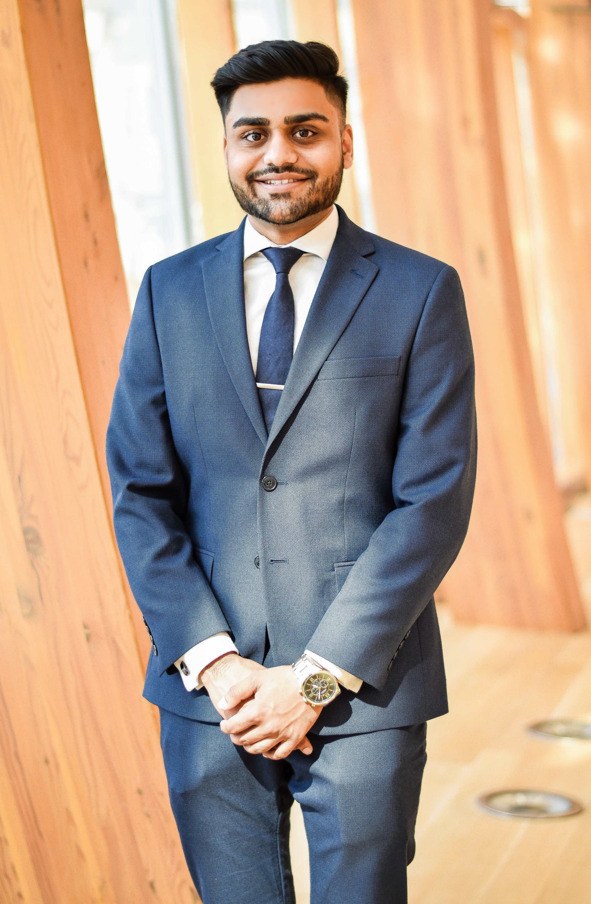 Parth Patel - Director of Events
