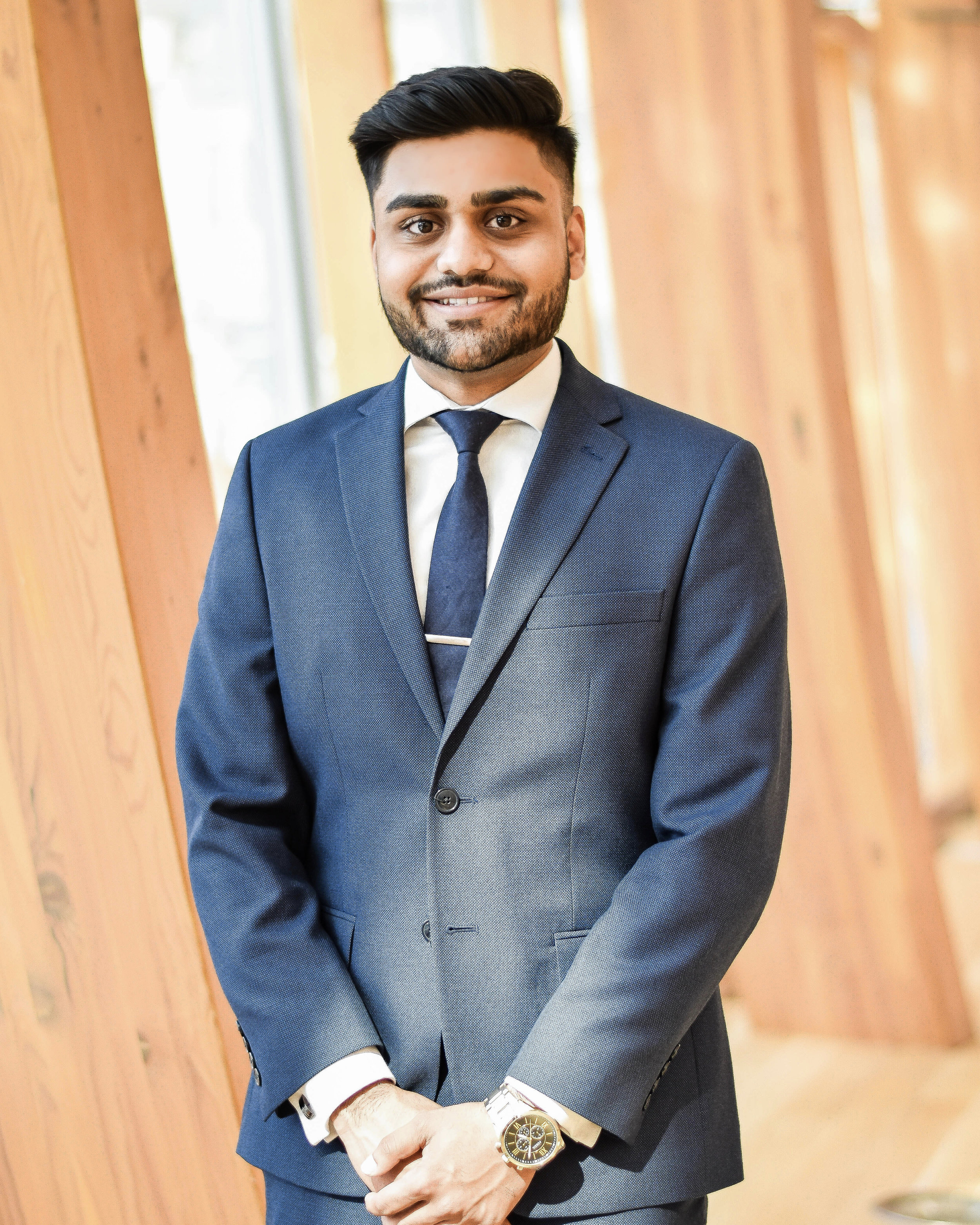 Parth Patel   Director of Events