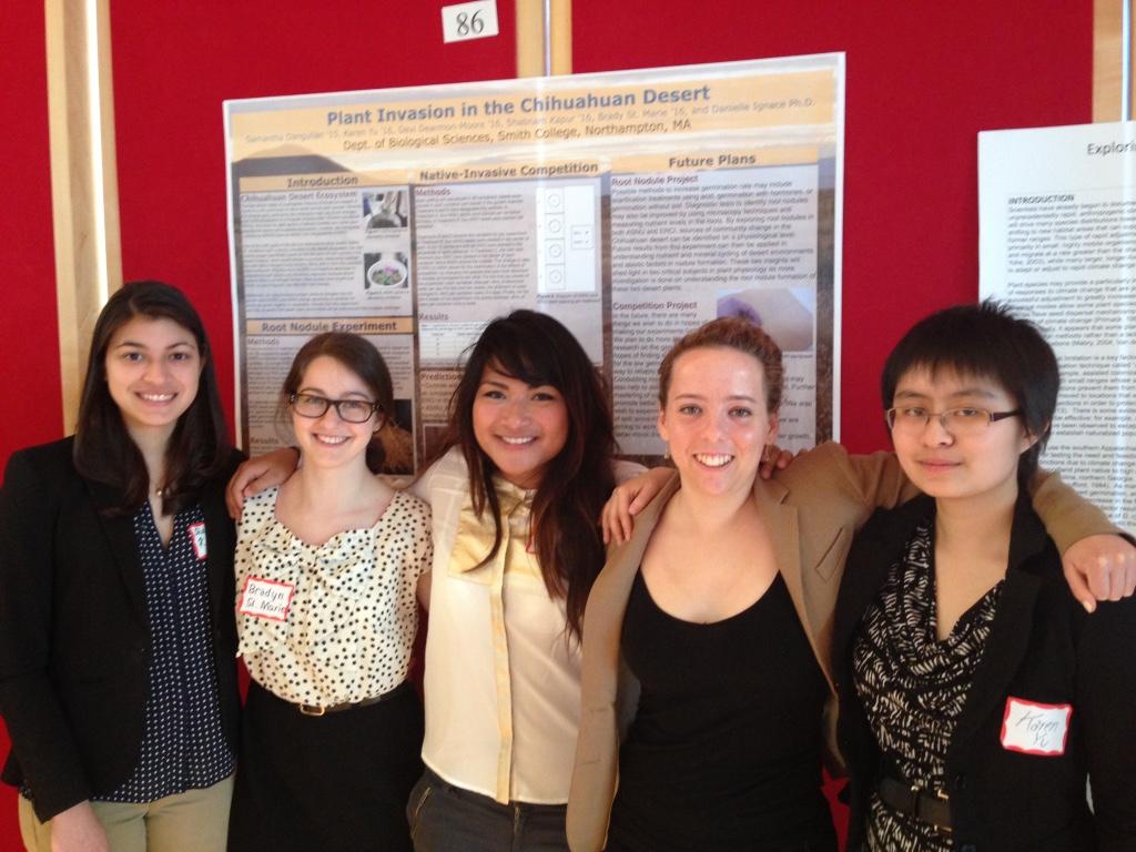 Shabnam Kapur, Brady St. Marie, Samantha Danguilan, Devi Dearmon-Moore, and Karen Yu