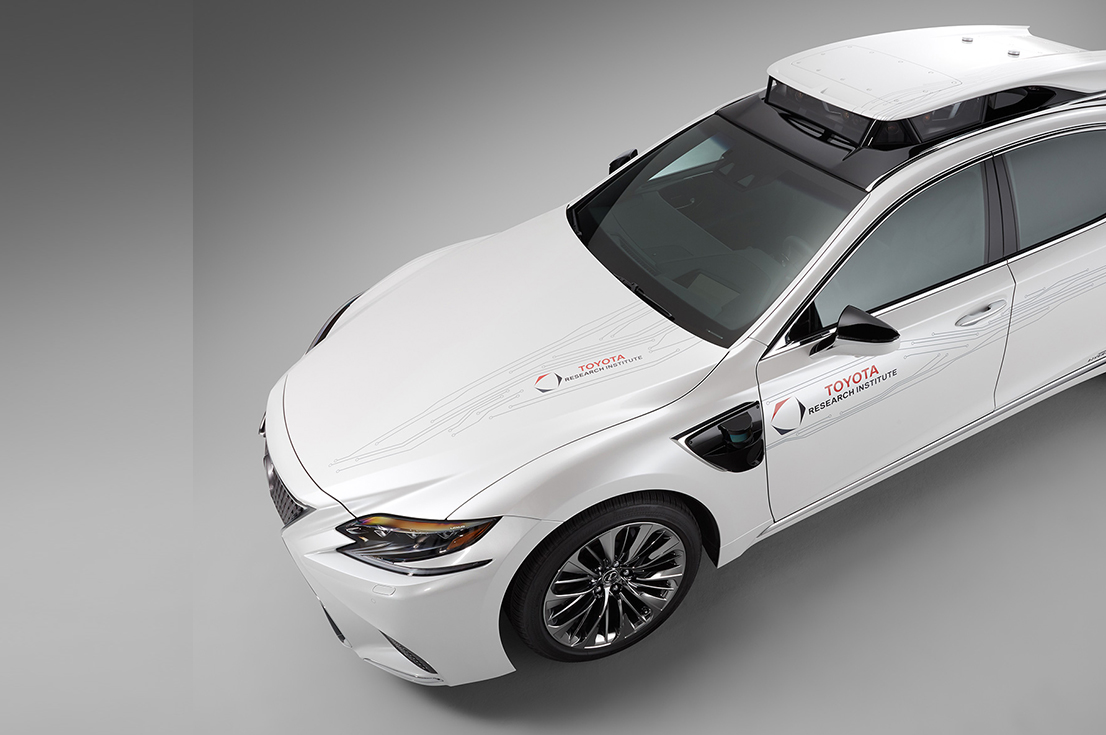"""""""Our goal is to make the world's safest car. Beautifully designed. Masterfully engineered."""" - Dr. James Kuffner, CEO"""