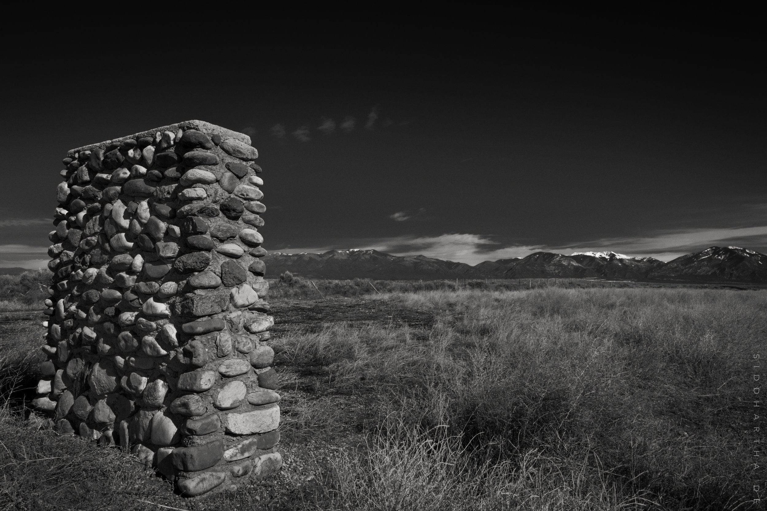 NEW MEXICO, USA, JANUARY 2015