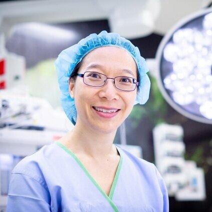 Dr Rhea Liang  Breast Surgeon, Gold Coast