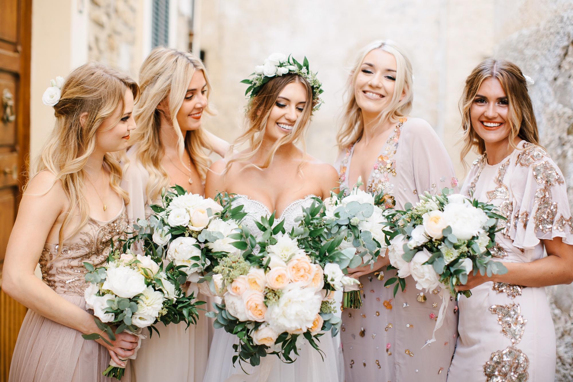Dress Me Pretty Bridal Room