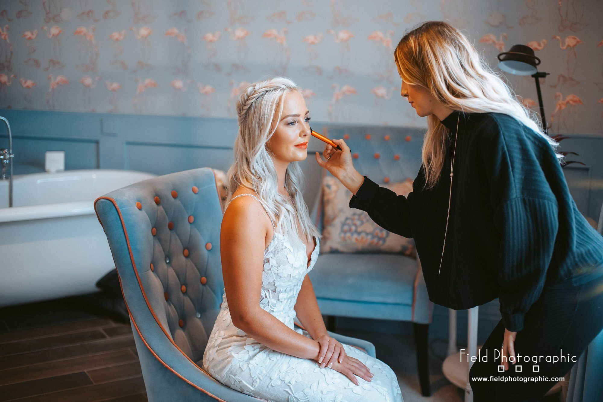 Makeup by Sophie Downing
