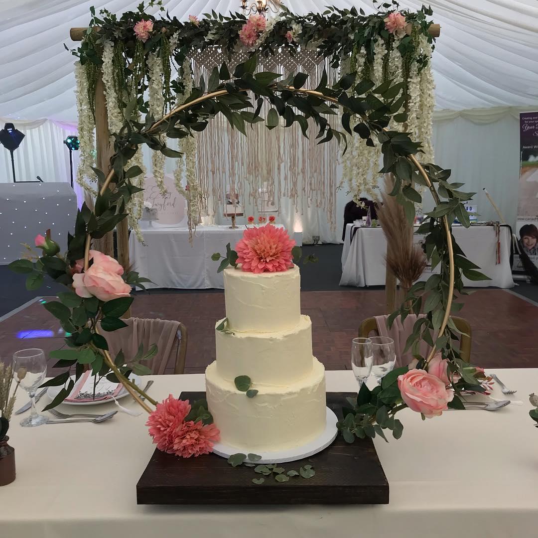 Emily Twyford Wedding Cakes