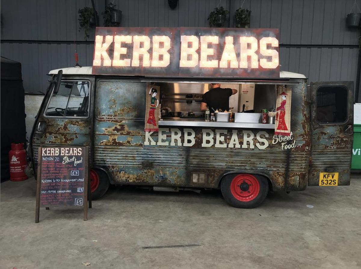 Kerb Bears Street Food