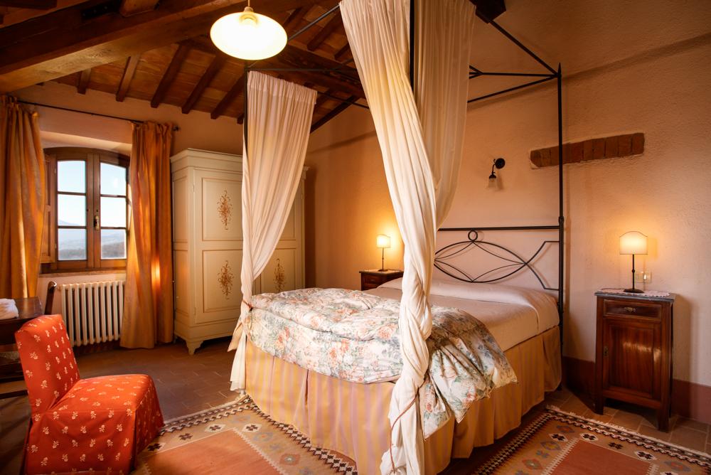 Vetrica double bedroom