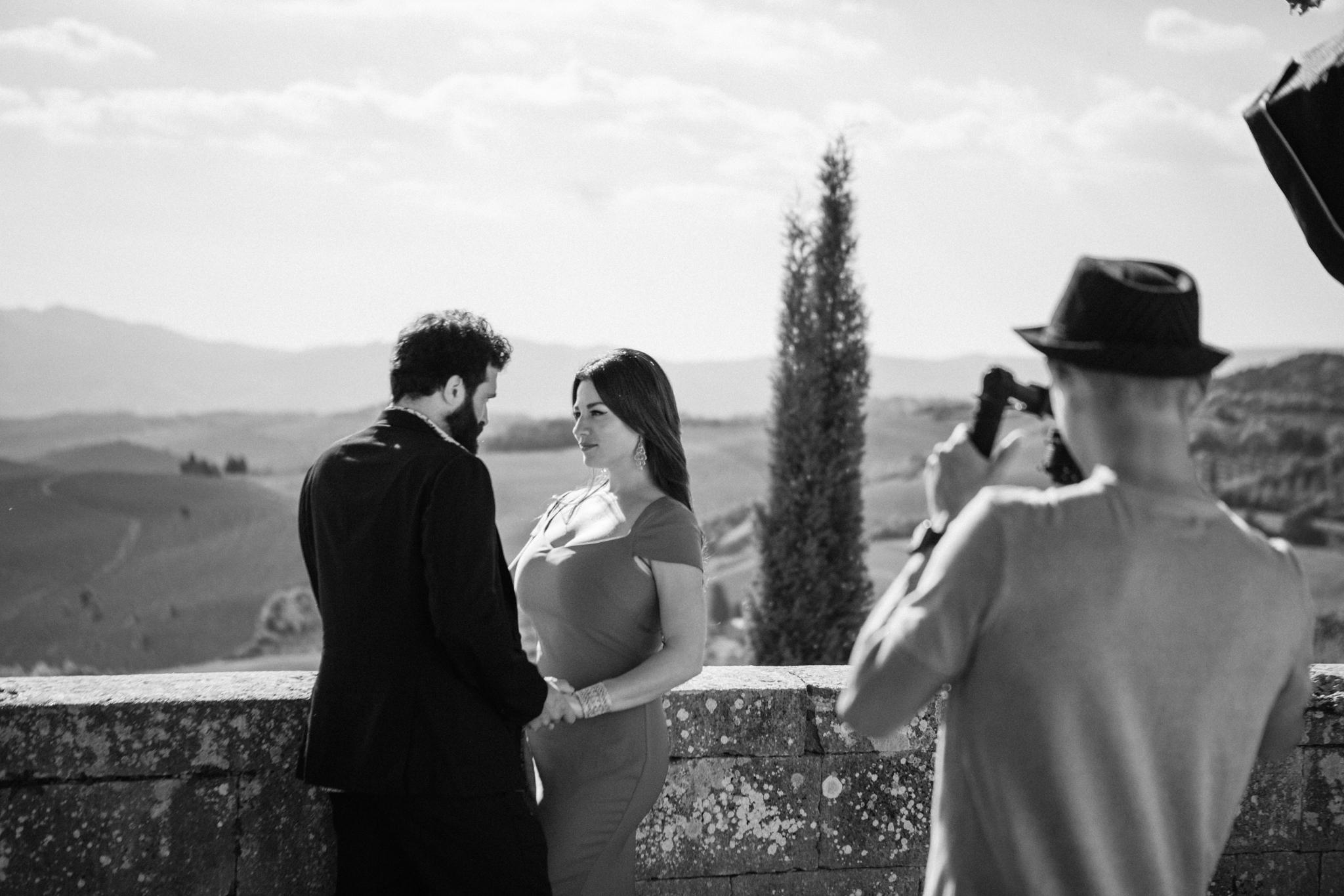 Shooting in San Casciano